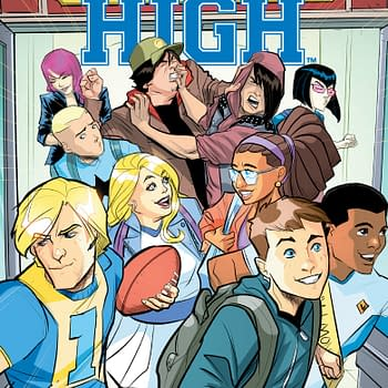 Valiant High #1