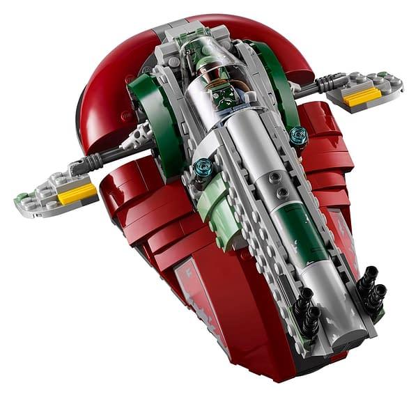 LEGO Star Wars Betrayal at Cloud City 7