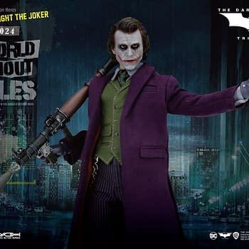 The Dark Knight Joker Figure from Beast Kingdom