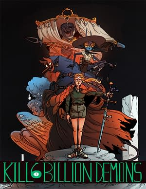 Kill Six Billion Demons, Vol. 2 TP