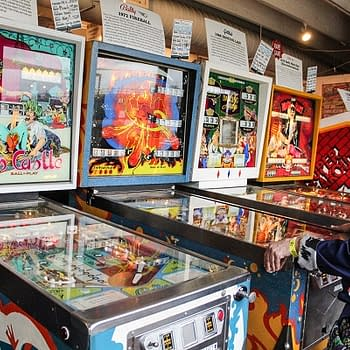 Arcade Chaser: The Silverball Pinball Museum In Asbury Park, NJ