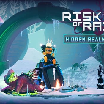 Risk Of Rain 2 Receives The Hidden Realms Update