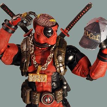 NECA Ultimate Deadpool 4