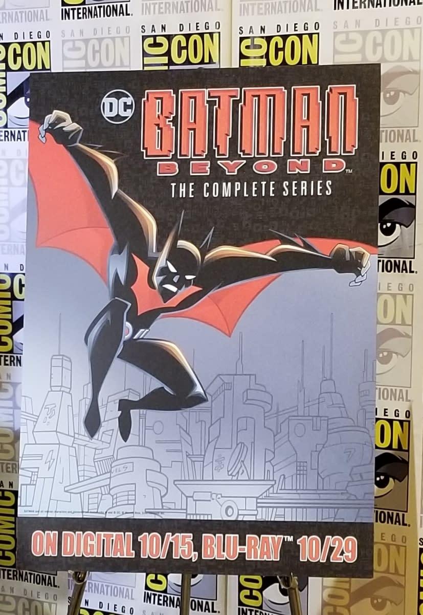 Kevin Conroy Talks Batman Beyond: Roundtable Video