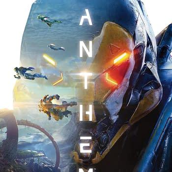 BioWare Shows off More Footage of Anthem at Paris Games Week