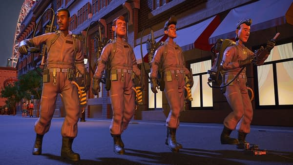 Planet Coaster is Getting Ghostbusters DLC Featuring Dan Aykroyd