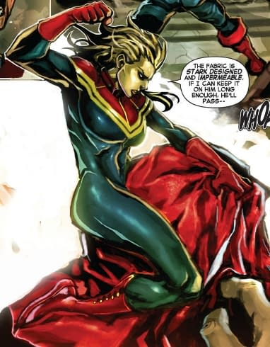 10 Things About Captain Marvel Issue 1