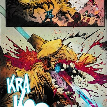 Exclusive: Our First Look at Thor #1 by Donny Cates and Nic Klein Gets Rather Messy