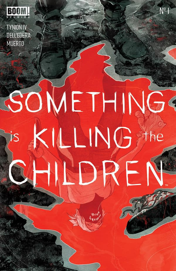 Something Is Killing The Children #1 Gets Third Print Before Publication- as Once & Future #1 Gets a Fifth?
