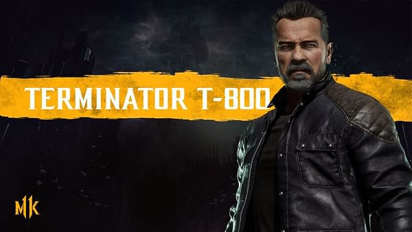 """The Terminator Makes His Glorious Appearance In """"Mortal Kombat 11"""""""
