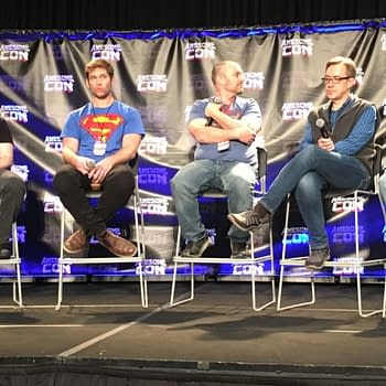 action comics #1000 panel awesome con 2018