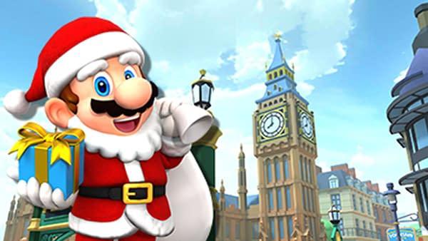 """""""Mario Kart Tour"""" is Heading to London Next"""