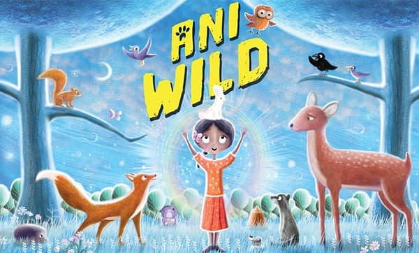 Ani Wild by Archie Dait and P.S. Brooks to Debut at Thought Bubble