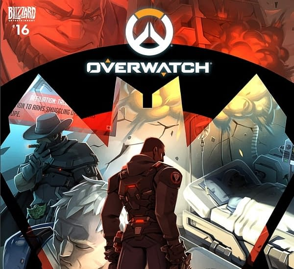 There's an Overwatch Comic About Blackwatch, But What Does Blackwatch Do?