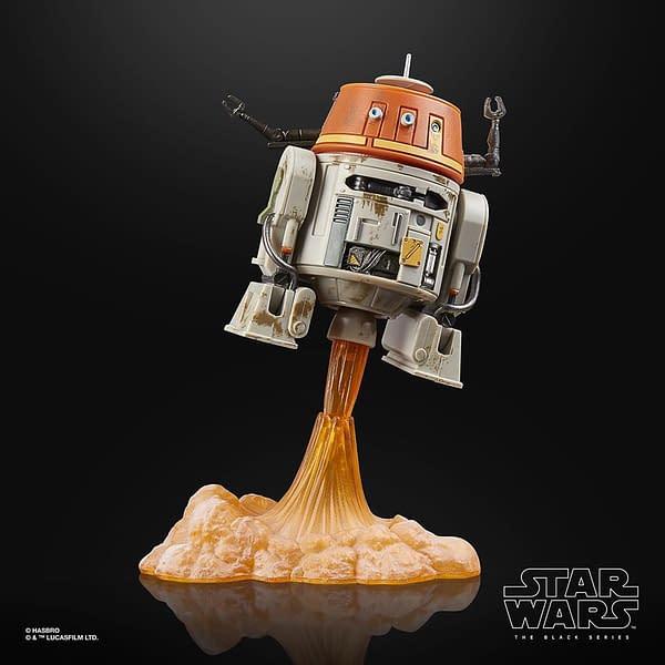 Hasbro Announces Star Wars: Rebels Black Series Re-Release