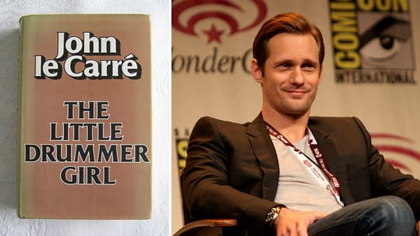The Little Drummer Girl: Alexander Skarsgård Joins AMC/BBC Adaptation