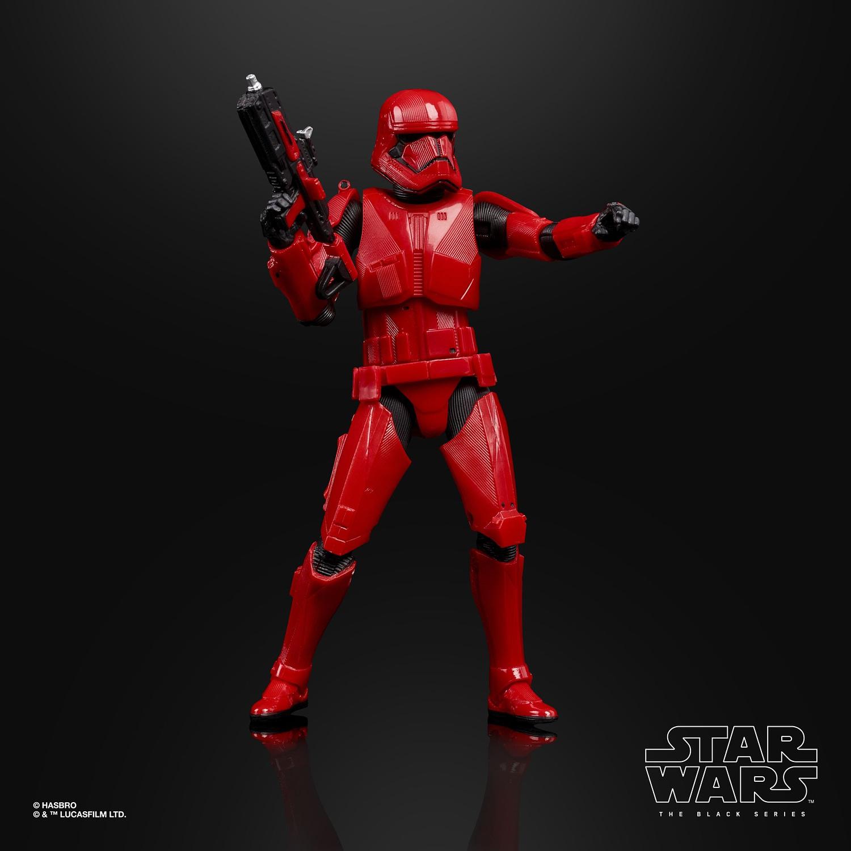 Star Wars Black Series 6-inch hasbro gamme Trooper
