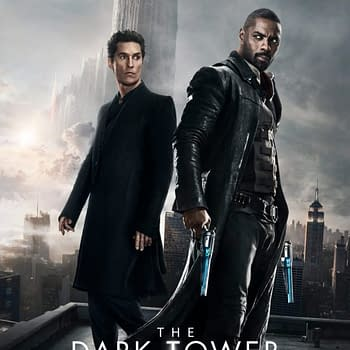 New TV Spot For The Dark Tower Highlights Easter Eggs Plus 2 New Posters