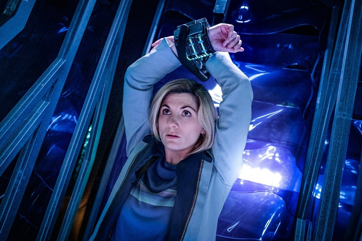 """""""Doctor Who"""" Series 12 Teaser Offers Cybermen Upgrade Glimpse [PREVIEW]"""