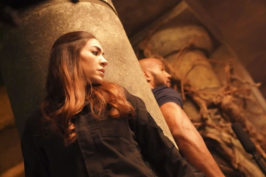 """""""Marvel's Agents Of S.H.I.E.L.D."""" Season 6 Episode 11 """"From the Ashes"""" - Facing The Ghost (Rider?) Of Their Past"""