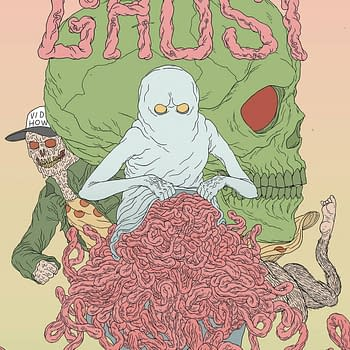 Gutt Ghost and Omni Get Second Printings