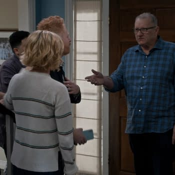 Jay reflects back on the years with his family in Modern Family, courtesy of ABC.