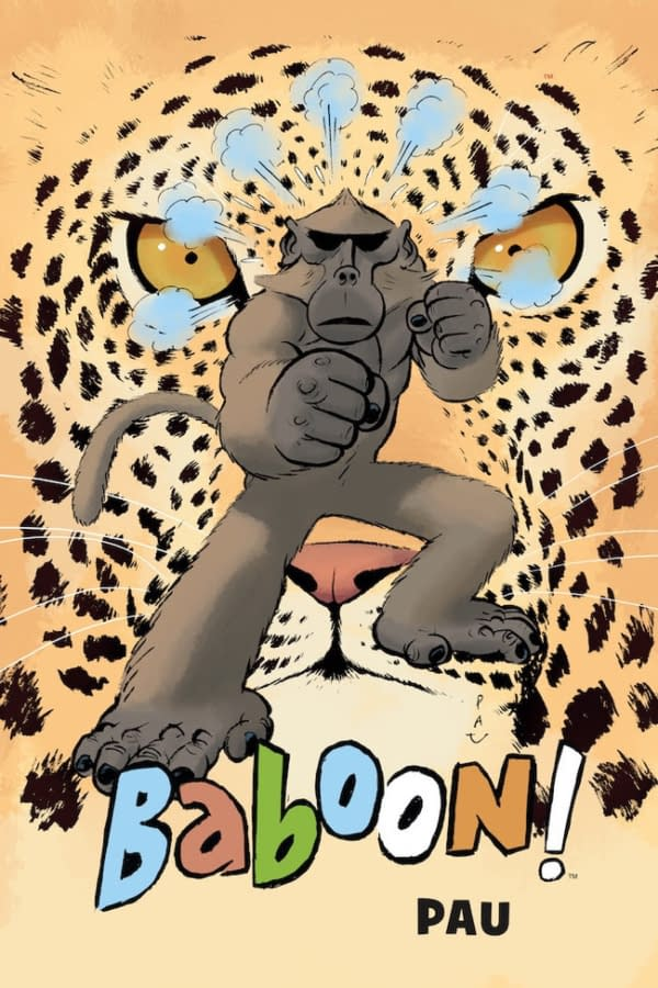 Pau's Wordless Young Readers Graphic Novel Baboon! Comes to Dark Horse in 2020