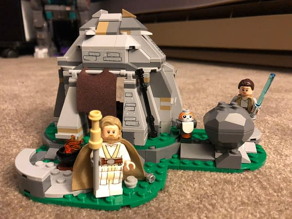 LEGO Star Wars Ahch To Training Set 14