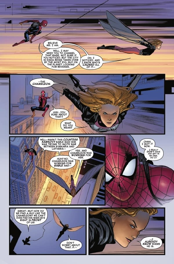 Amazing Spider-Man #35 [Preview]