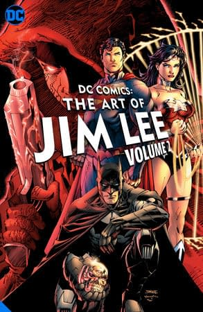 The Art Of Jim Lee Book 2 one of many DC Big Books in 2020 and 2021