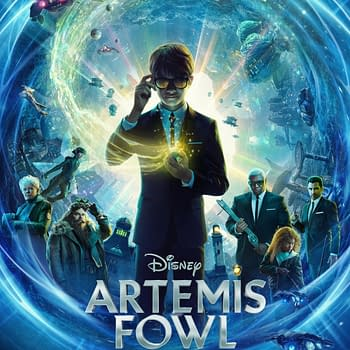 Josh Gads Kids Did Not Like His Artemis Fowl Look