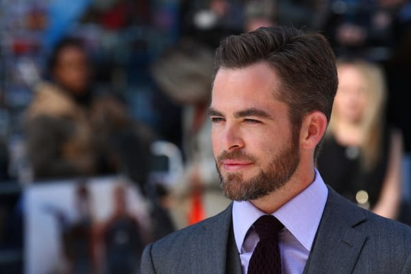 Chris Pine attends the UK Premiere of Star Trek Into Darkness at The Empire Cinema on May 2, 2013 in London. Editorial credit: Twocoms / Shutterstock.com