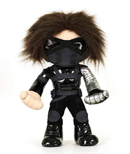 Winter Soldier Plush 1