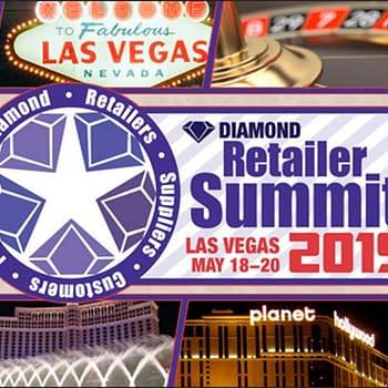 Diamond Summit Retailers to Tour Las Vegas Comic Shops