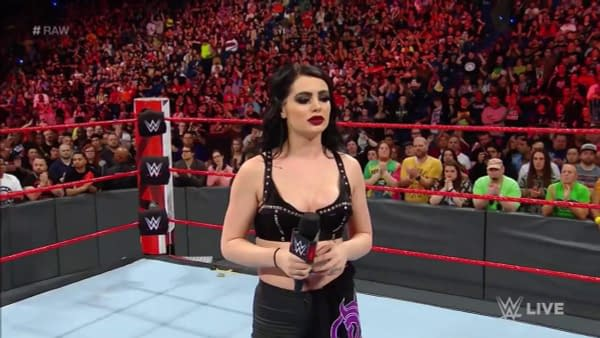 Paige Officially Announces Retirement on WWE Raw