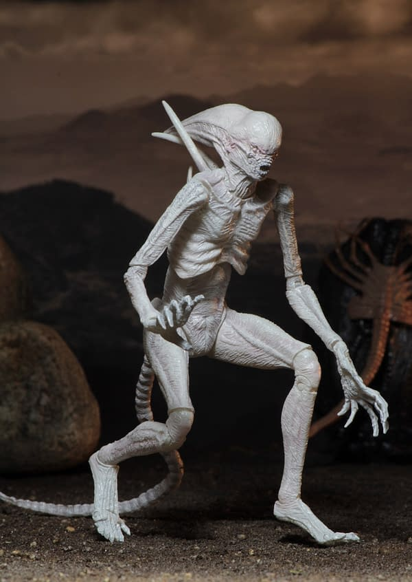 NECA Can Finally Talk About Their Alien Covenant Figures, And They Are Awesome