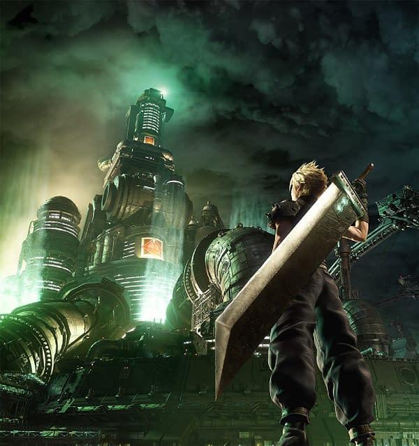 """Final Fantasy VII Remake"" Gets A New Extended Trailer"