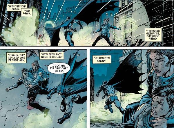 Barack Obama Wrote a Batman Comic, Available in Walmart.
