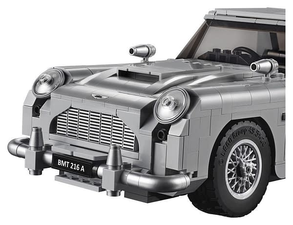 LEGO Creator James Bond Aston Martin 7