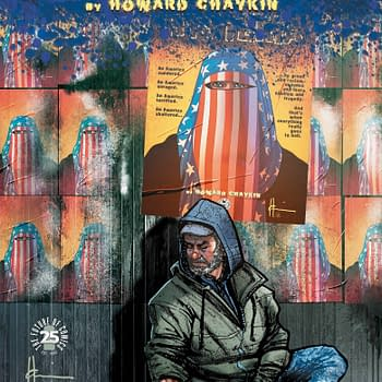 Howard Chaykins Divided States Of Hysteria #1 Goes To Second Print. Will We Get A New Essay