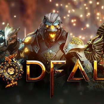 Gearbox Publishing Unveils Godfall At The Game Awards