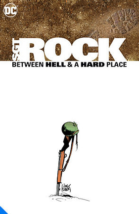 Sergeant Rock, one of many DC Big Books in 2020 and 2021