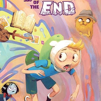 Adventure Time: Beginning of the End #1 Review &#8211 Surprisingly Grounded Charming as Ever