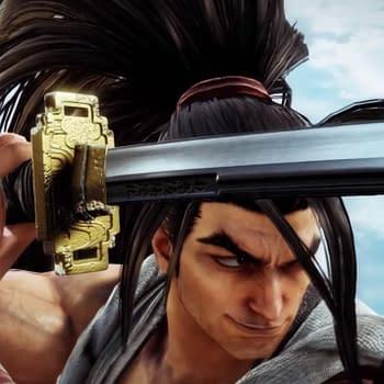 New SoulCalibur VI Trailer Highlights Haohmaru From Samurai Shodown