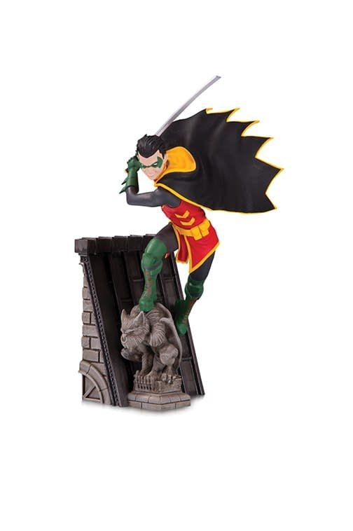DC Collectibles Batman Family Statue Robin