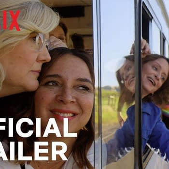 Wine Country: Amy Poehler &#038 Co. on Relationships Aging and Lots of Booze [TRAILER]