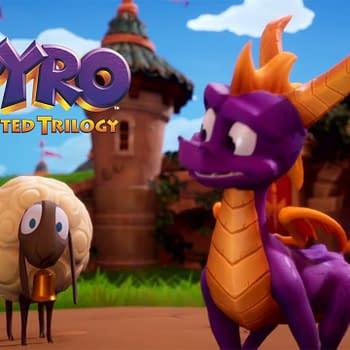 Spyro Reignited Trilogy Receives A New Platforms Launch Trailer