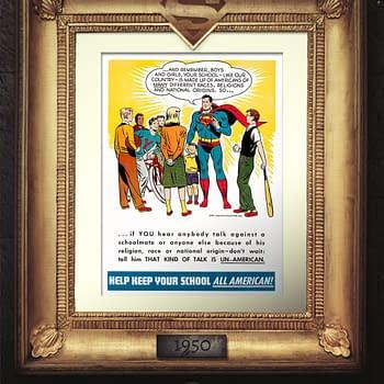 DC Superman Diversity