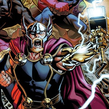 A New Thor Series by Jason Aaron and Ramón Pérez in June Gates Of Valhalla in May&#8230
