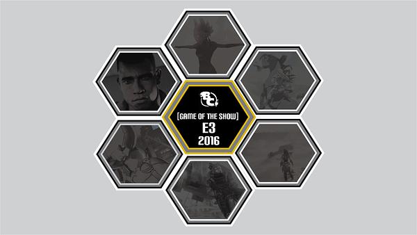 E3 awards